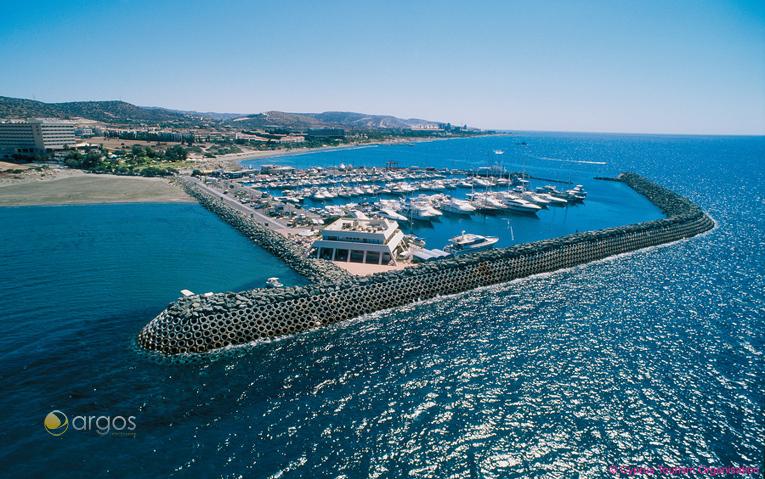 Yachthafen von Limassol
