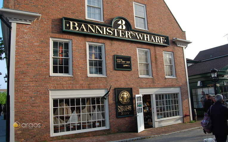 Bannister's Wharf - Newport