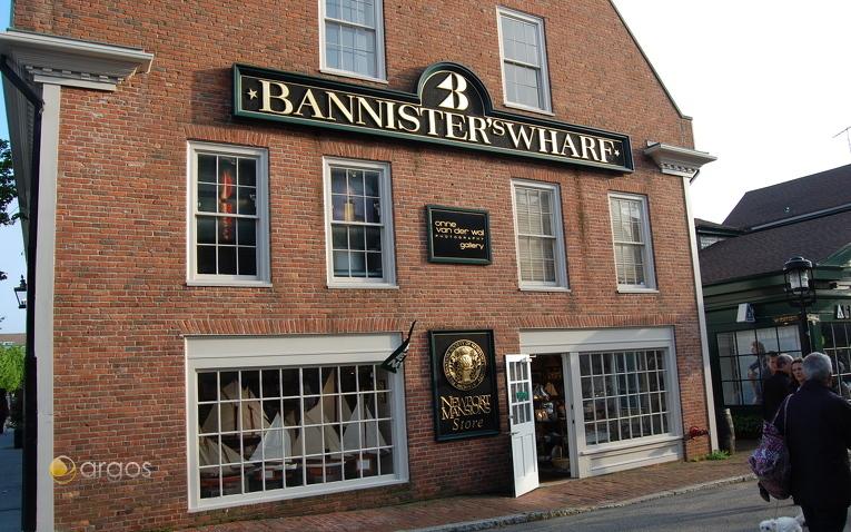 Bannister's Wharf - Newport
