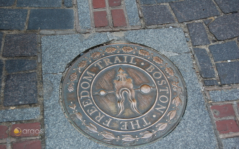 The Freedom Trail  - Boston