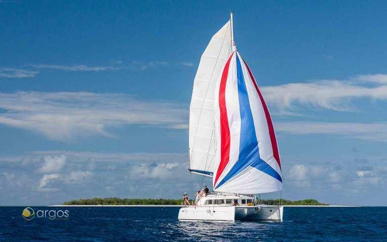 Mit dem Katamaran Neukaledonien entdecken