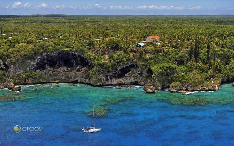 Yachturlaub vor der Küste Neukaledoniens