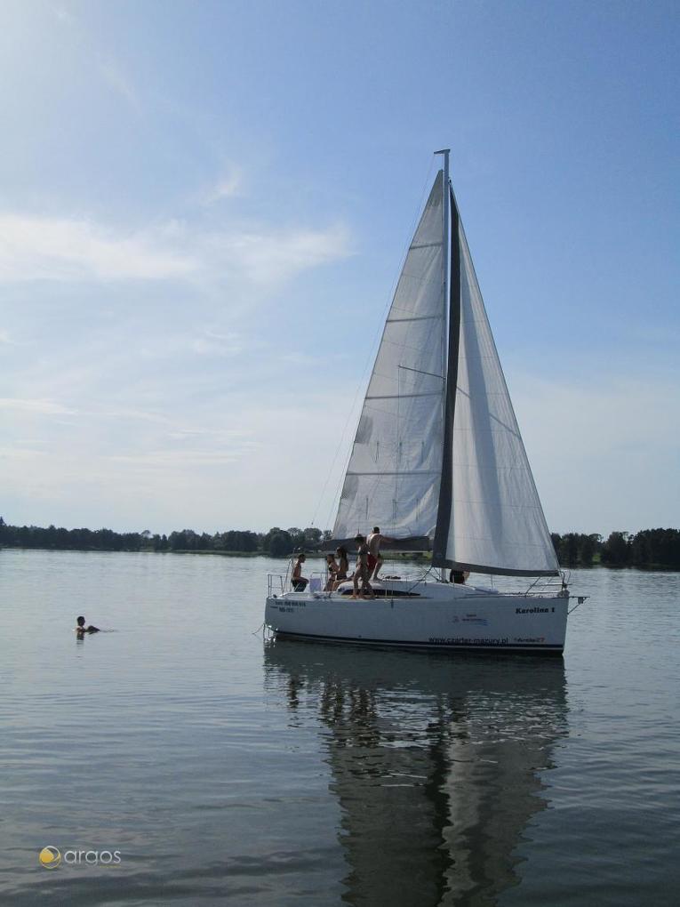 Masuren entdecken bei einem Yachturlaub in Polen