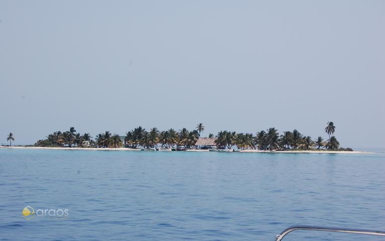 Silk Cay National Parc, Belize