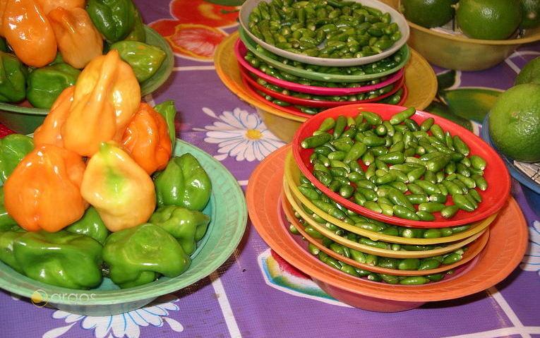 Markt, Placencia - Belize