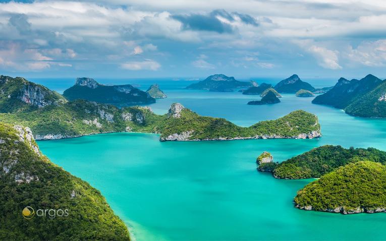 Ang Thong National Marine Park - Ko Samui