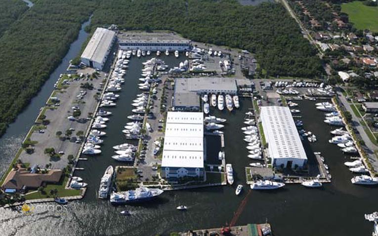 Harbour Towne Marina, Dania Beach/Florida