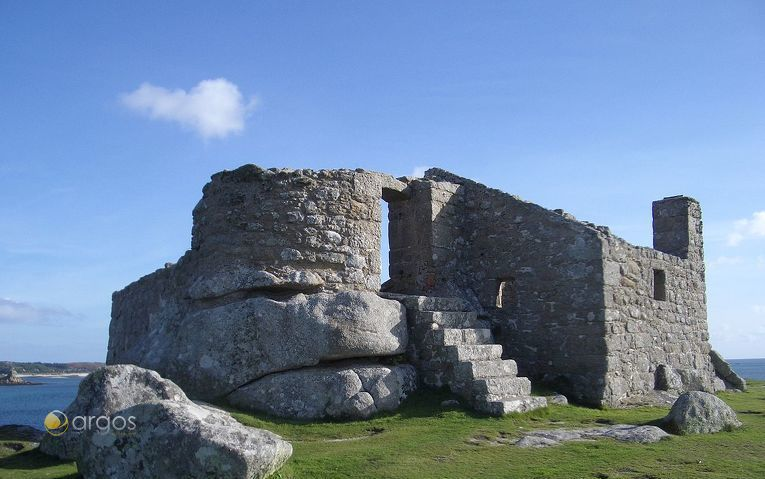 Blockhouse (Cromwell's Castle), Tresco