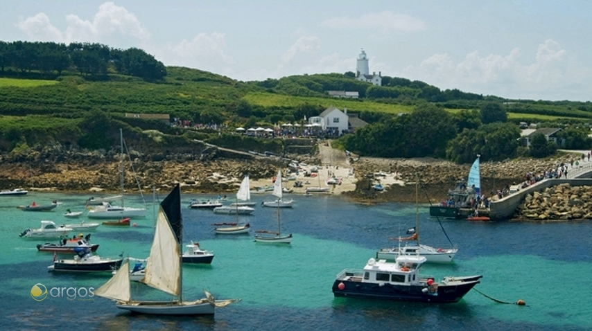 St. Agnes Harbour, Scilly Inseln