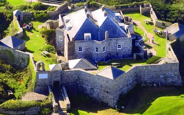 St. Mary's Star Castle