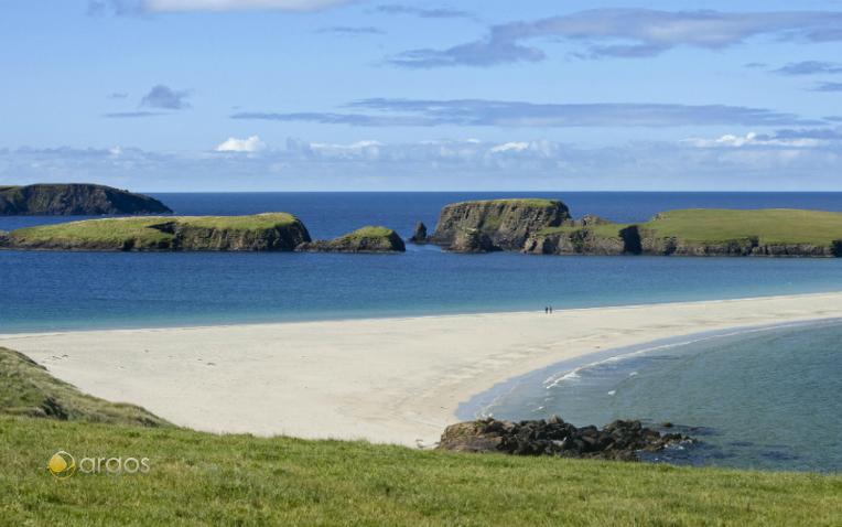 St. Ninian's Isle - Shetland
