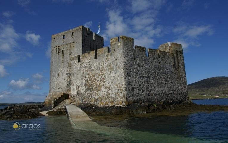 Kisimul Castle, Insel Barra - Hebriden