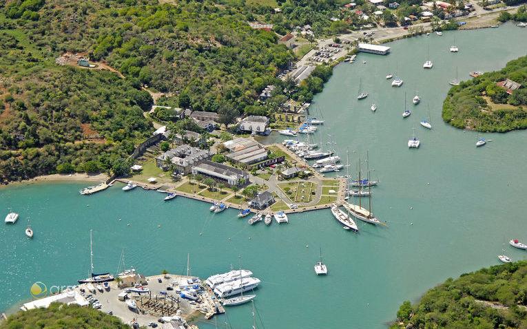Nelsons Dockyard - Anglish Harbour - Antigua