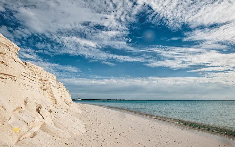 Der Playa Maceo bei Cuenfuegos / www.mikekreiten.de