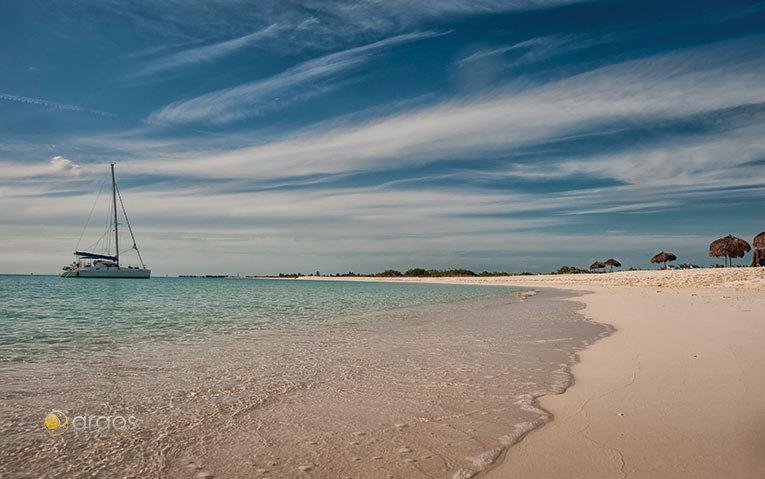 Der Traumhafte Strand Playa Gíron / www.mikekreiten.de