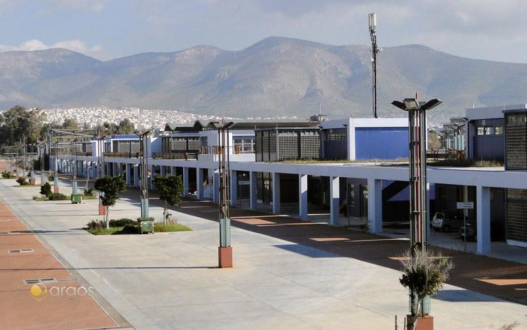 Agios Kosmas Marina bei Athen