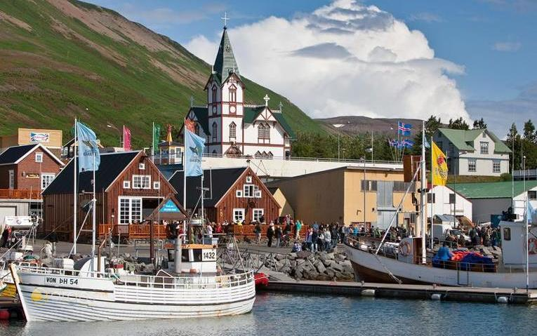 Husavik - Nordküste Islands