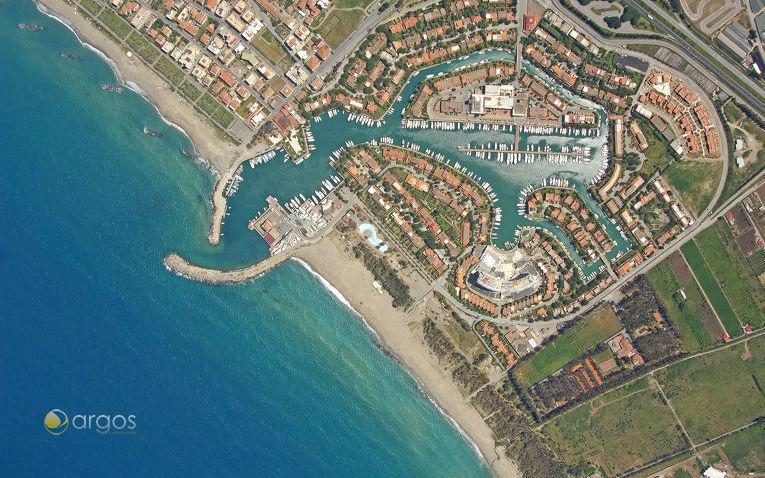 Sizilien Portorosa (Marina die Portorosa)