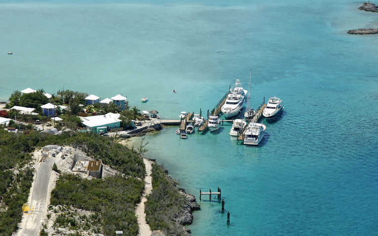 Staniel Cay / Exumas (Staniel Cay Yacht Club)