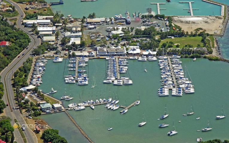 Tortola (Road Town Wickams Cay Marina II)