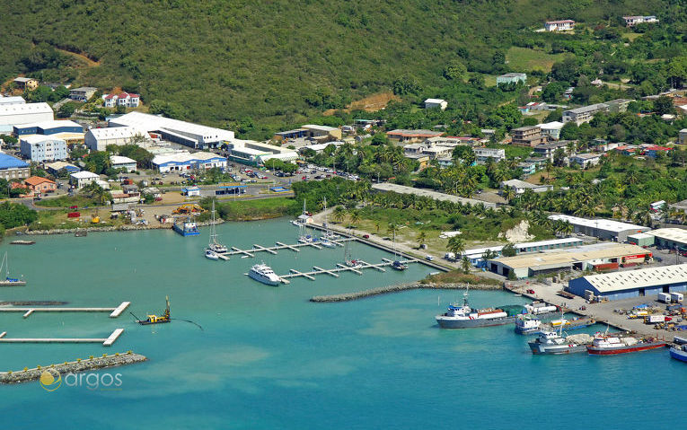 Tortola (Port Purcell, Joma Marina)