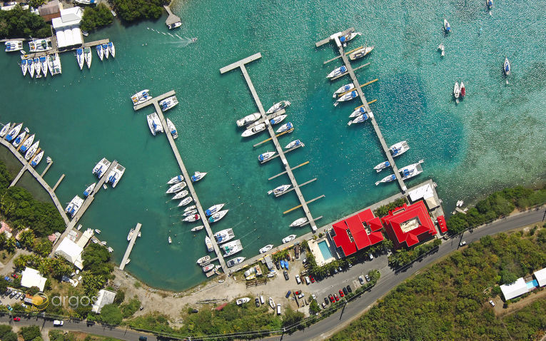 Tortola (Maya Cove, Hodges Creek Marina)