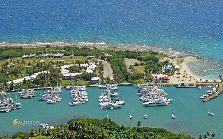 Tortola (Nanny Cay Marina)