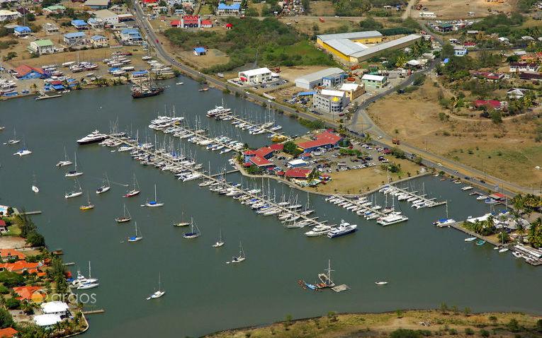 St. Lucia (Rodney Bay Marina)