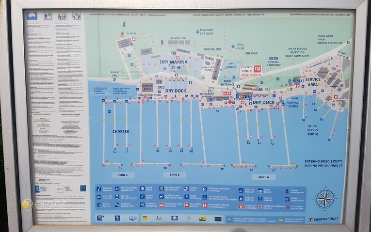 Marina Plan Stand 2018