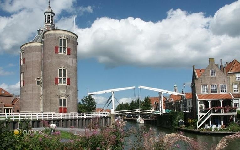 Hafeneingang Enkhuizen