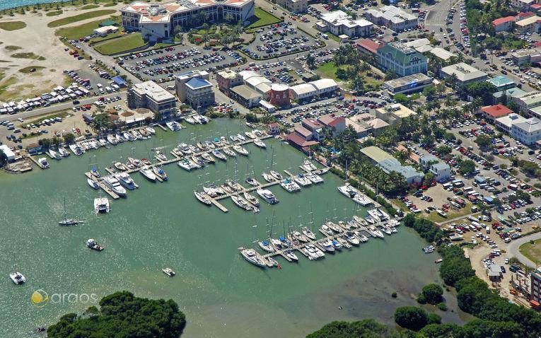 Village Cay Marina