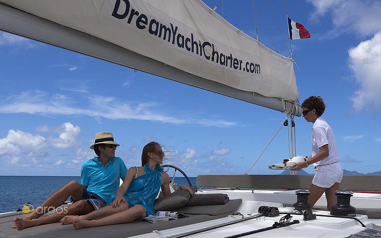 Martinique Segeltörn mit Crew