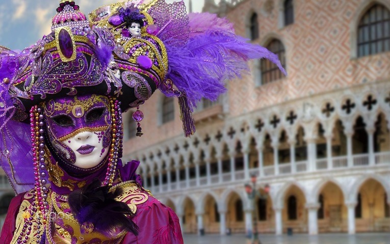 Dogenpalast - Venedig