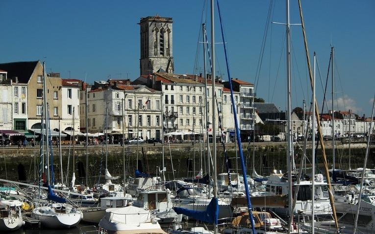 Hafen von La Rochelle