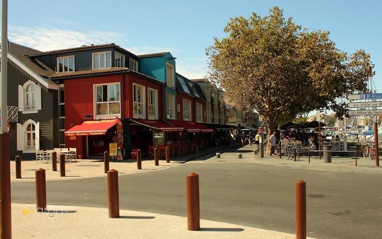 Promenade von La Rochelle