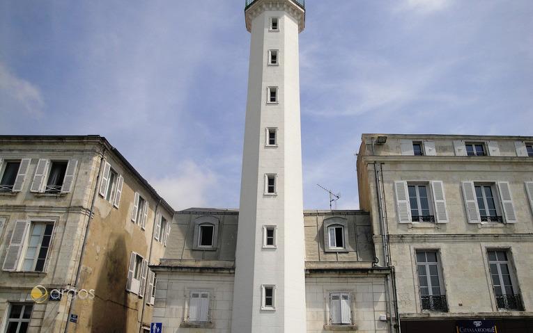 Phare du quai Valin - La Rochelle