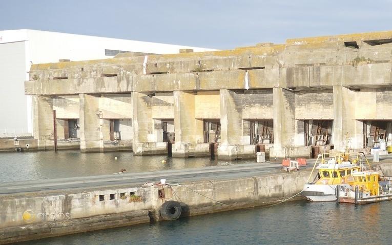 U-Boot bunker in La Pallice