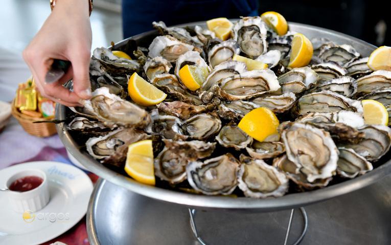 Austern - Delikatesse aus dem Revier Charente-Maritime