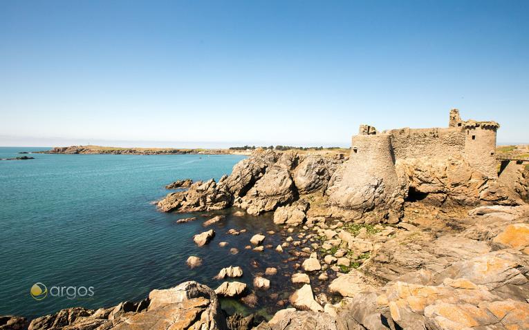 Chateau Ile d'Yeu