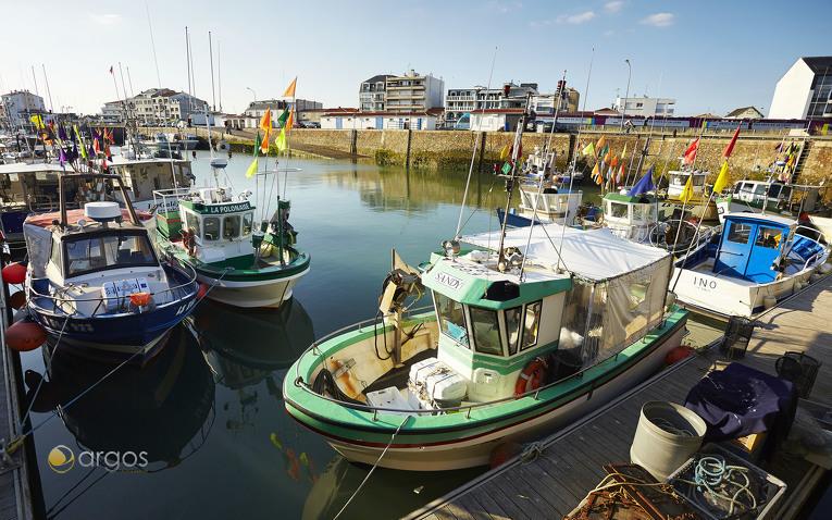 Fischerhafen Saint-gilles-Croix.de-Vie