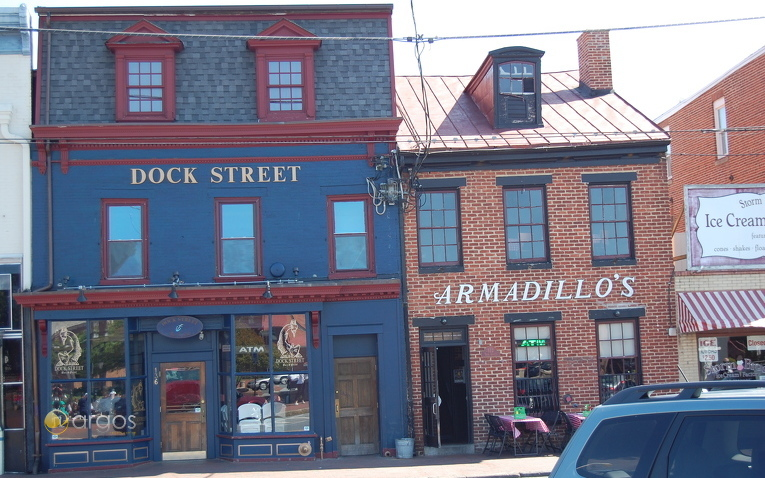 Historic district in Annapolis, Maryland