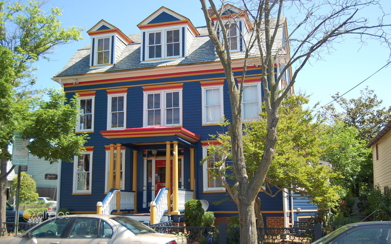 Annapolis Historic District, Maryland