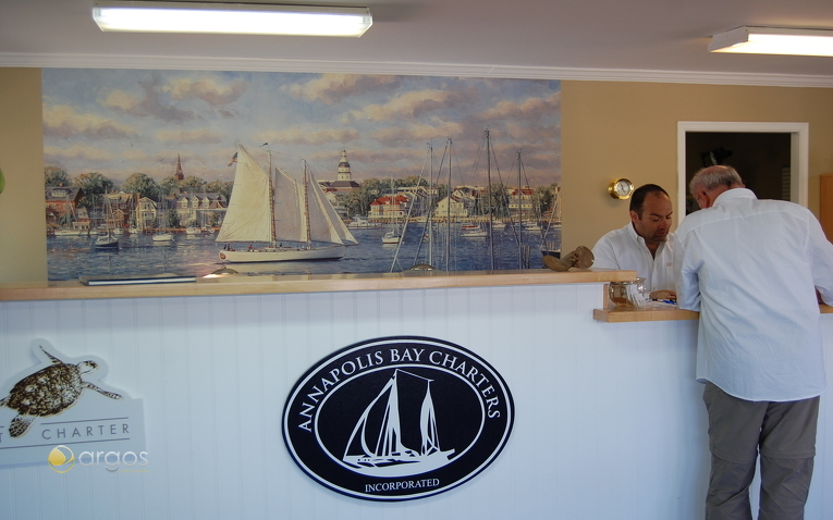 Dream Yacht Charter Basis in Annapolis, Maryland