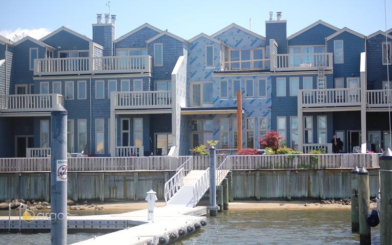 Wasserseite Annapolis, Maryland