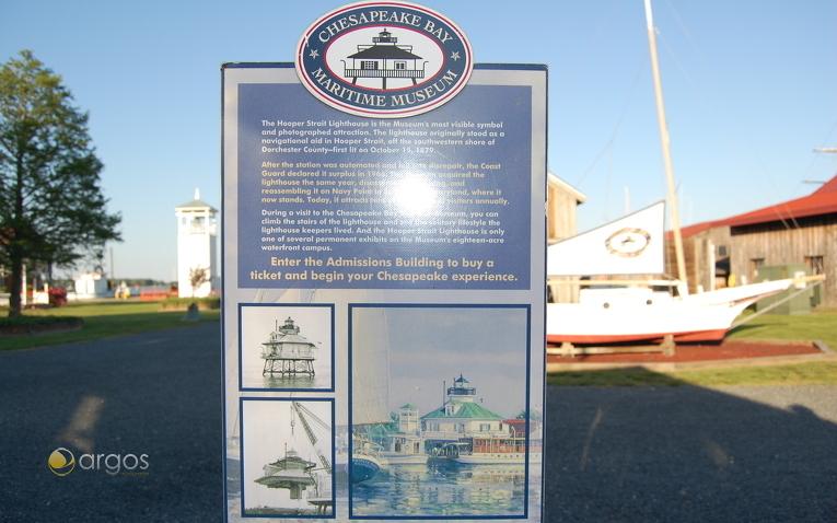St. Michaels, Chesapeake Bay Martim Museum in St. Micheals, Maryland
