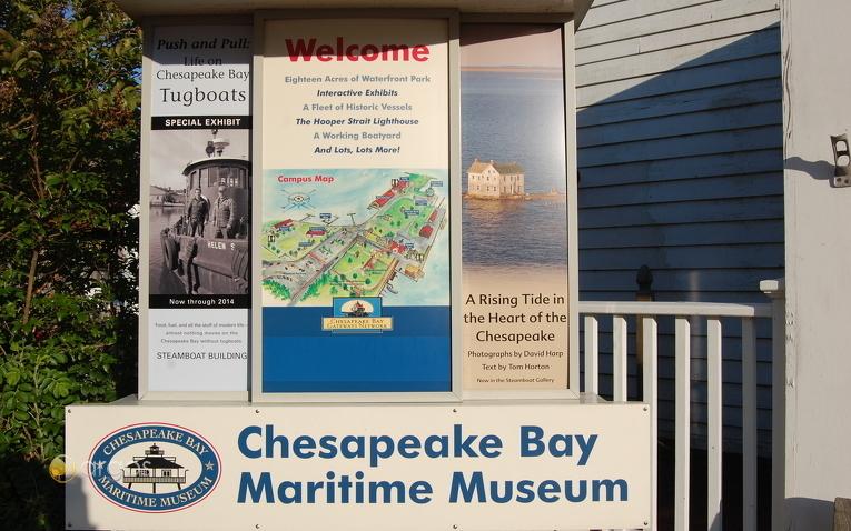 Chesapeake Bay Bay Museum, St. Michaels, Maryland