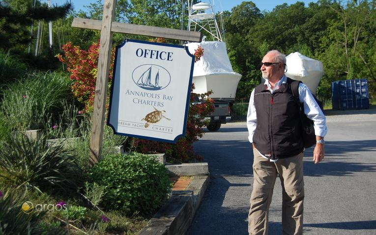 Dream Yacht Charter Basis, Port annapolis Marina, Chesapeake Bay, Maryland