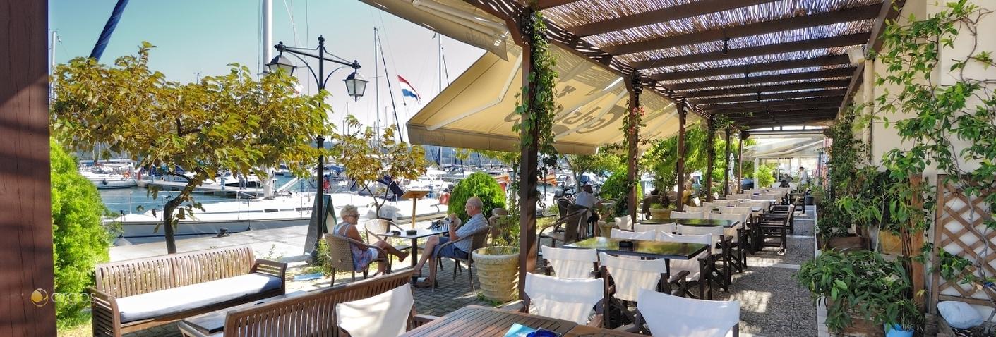 Cafe D-Mairn Levkas