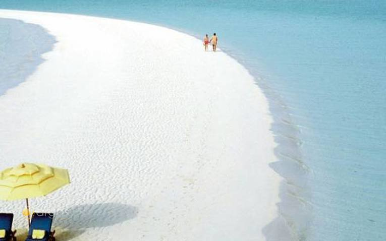 Big Farmers Cay Sandbank