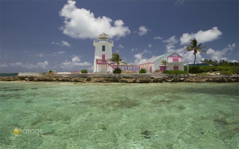 Sun Cay Leuchtfeuer
